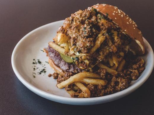 mick adams burger bar