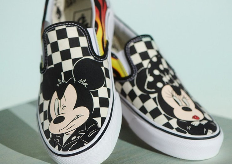 Why You Need The Magical Disney X Vans' Collab Dropping Tomorrow