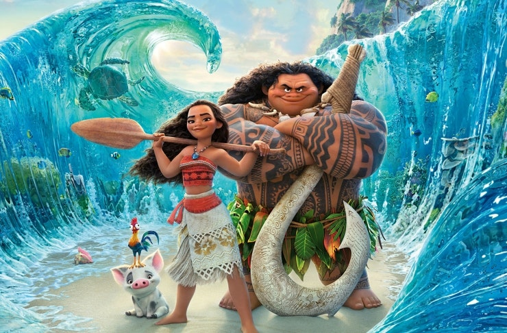 aucklands getting a moana sing-along