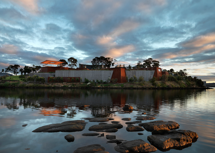Gaze And Graze At 10 Of Australia's Best Museum Cafes