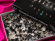 Have A Shit Time With MONA's New Impossibly Hard Puzzle Depicting Their Infamous Poo Machine