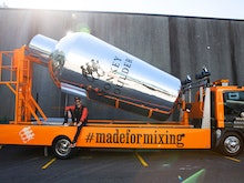 Stay Calm, This Giant Cocktail Shaker Will Be Delivering You Free Drinks From Tomorrow