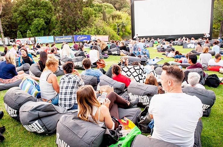 best outdoor cinemas sydney