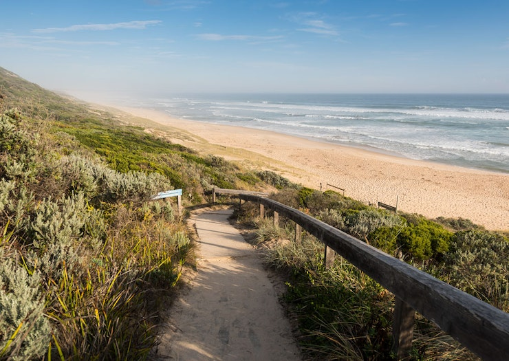 Check Out The Plans For A New 110km Walking And Cycling Trail Around The Mornington Peninsula
