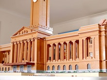 Imagine A Tiny World When You Get A Closer Look At This Lego Version Of City Hall