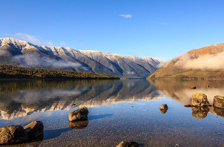 Stunning New Zealand Lakes You Have To Visit Once
