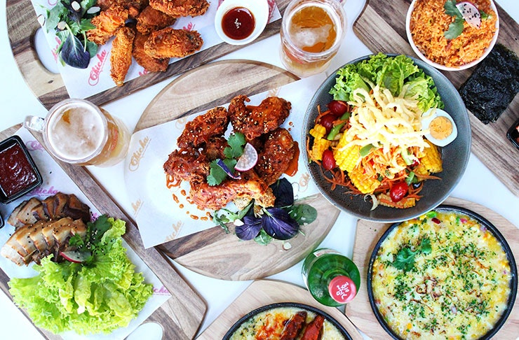 New Opening: Chicka