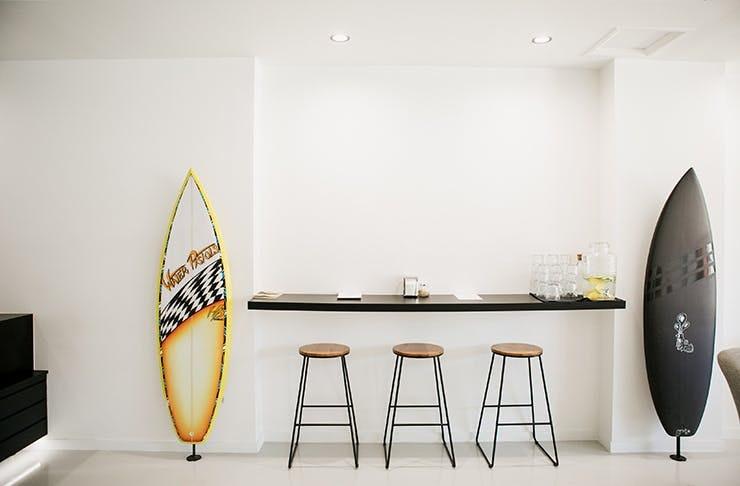 waterpistols surfboards