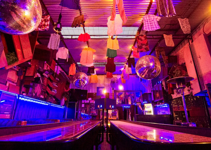 Get Ready To Pop Some Tags, An Op-Shop Bar Just Opened In The CBD