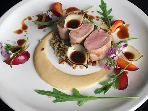 Phil's Kitchen opening hours, Phil's Kitchen review, fine dining restaurant auckland