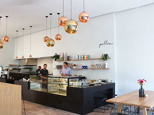 New opening pollen cafe in Auckland city