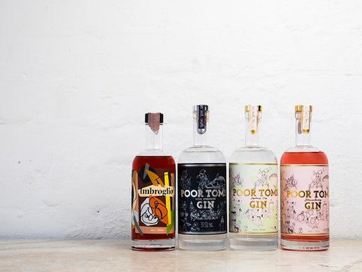 Poor Toms Gin Hall