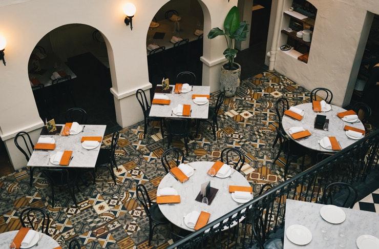 Best Restaurants Surry Hills Porteno