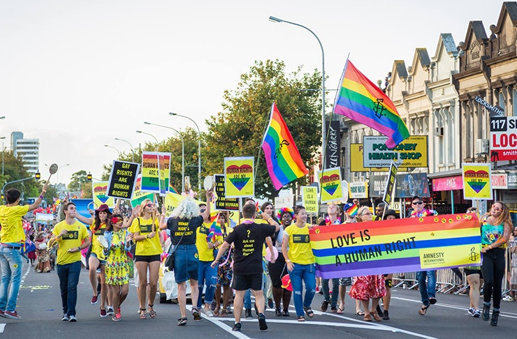 What Not To Miss At Auckland Pride This Year