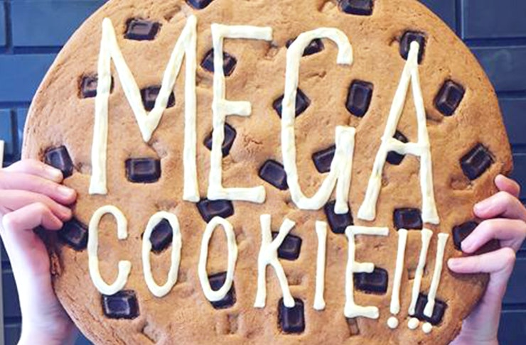 Psst! Mega Cookies Are Taking Over Auckland!