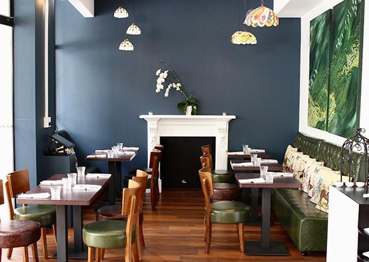 Queen's Cafe Bistro Auckland