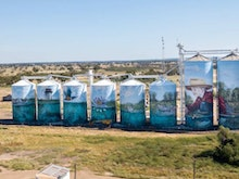 Jump In The Car, Queensland Just Scored Some Epic New Silo Art
