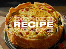 How To Make The Ultimate Quiche At Home