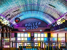 Roll Up, A Boozy 80's Roller Disco Brunch Is Coming To Auckland