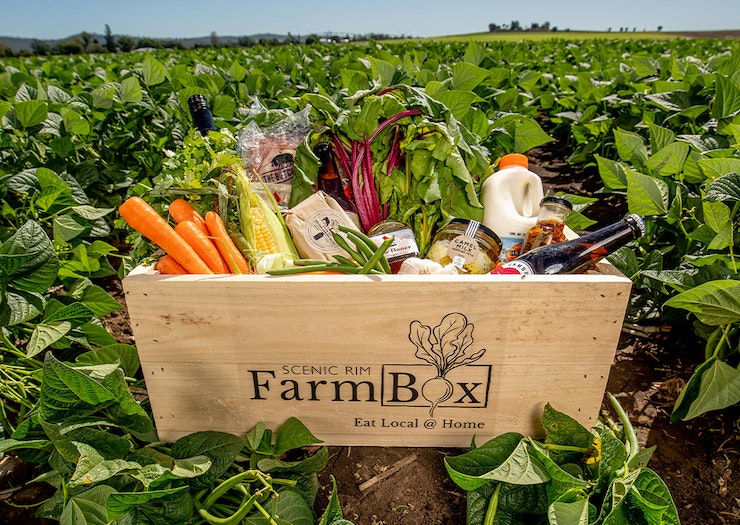 Get A Taste Of The Scenic Rim Delivered To Your Door With This Farm Box