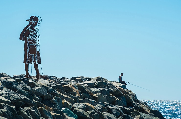 sculpture-by-the-sea-perth