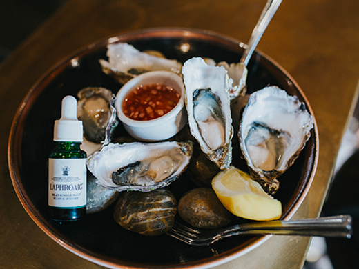 Seymour's Cocktails and Oysters