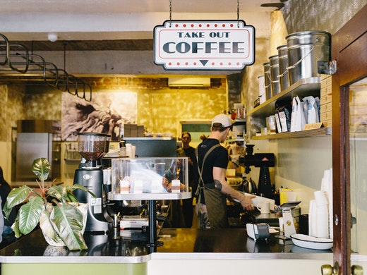 showbox coffee cafe in manly