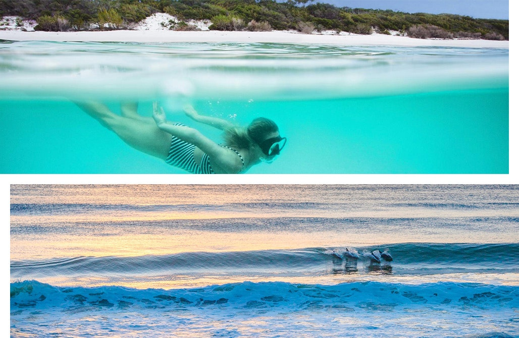 best swimming spots NSW south coast