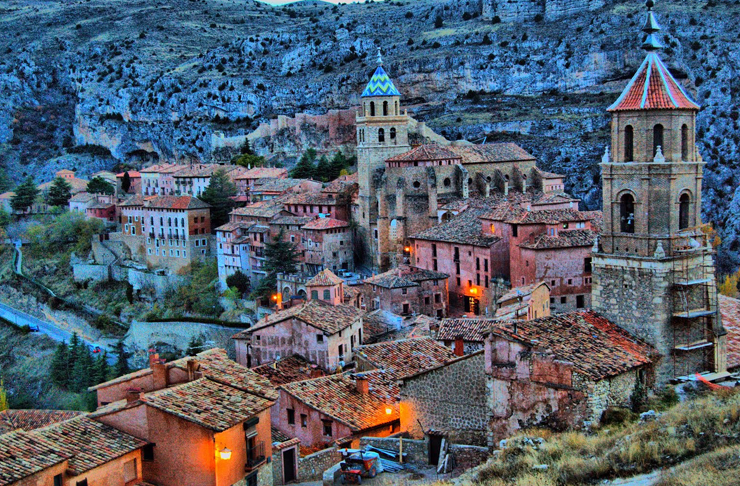 Five Of The Most Gorgeous Towns You Can Visit In Spain