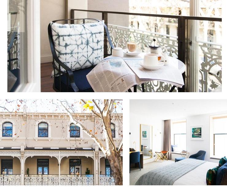best boutique hotels sydney