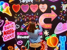A Giant Interactive Candy Museum Just Opened
