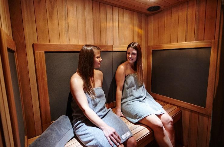 sunlighten saunas