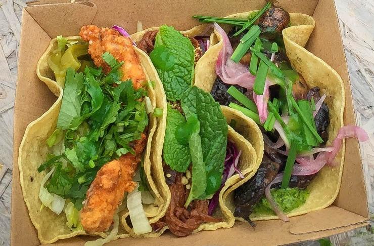 Best food trucks Melbourne Super Taco