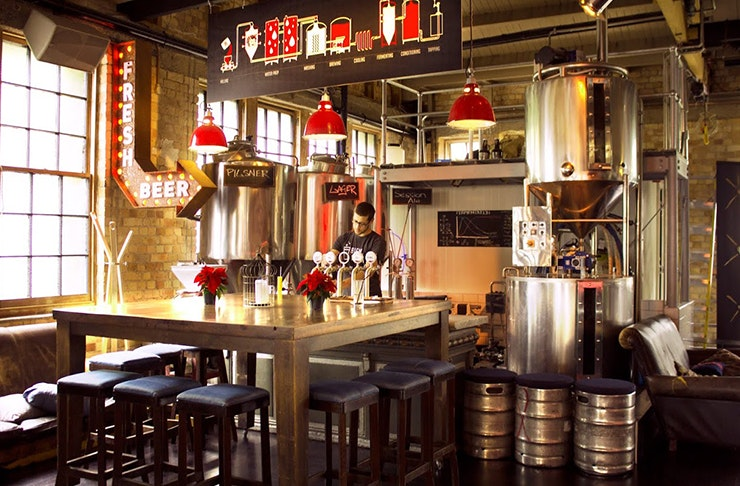 The Best Breweries In And Around Auckland