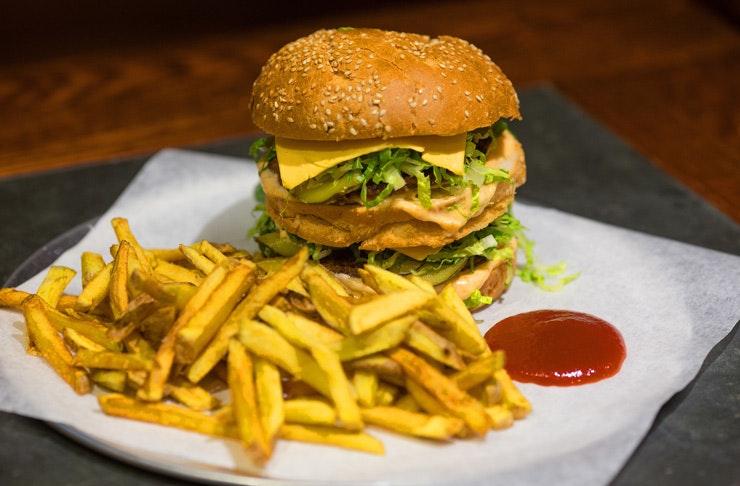 best vegan food sydney