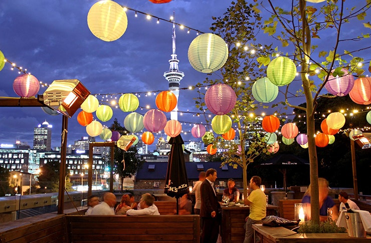 Auckland's Best Decks To Wine And Dine On