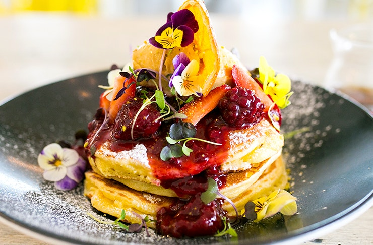 The Brunch Club | All The Pancakes You Need To Eat This Weekend