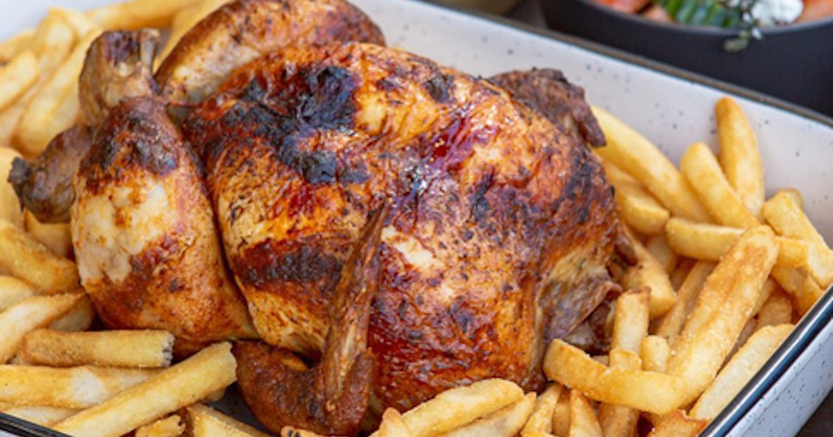 Just Opened: A New-School Chicken Shop For Cheltenham