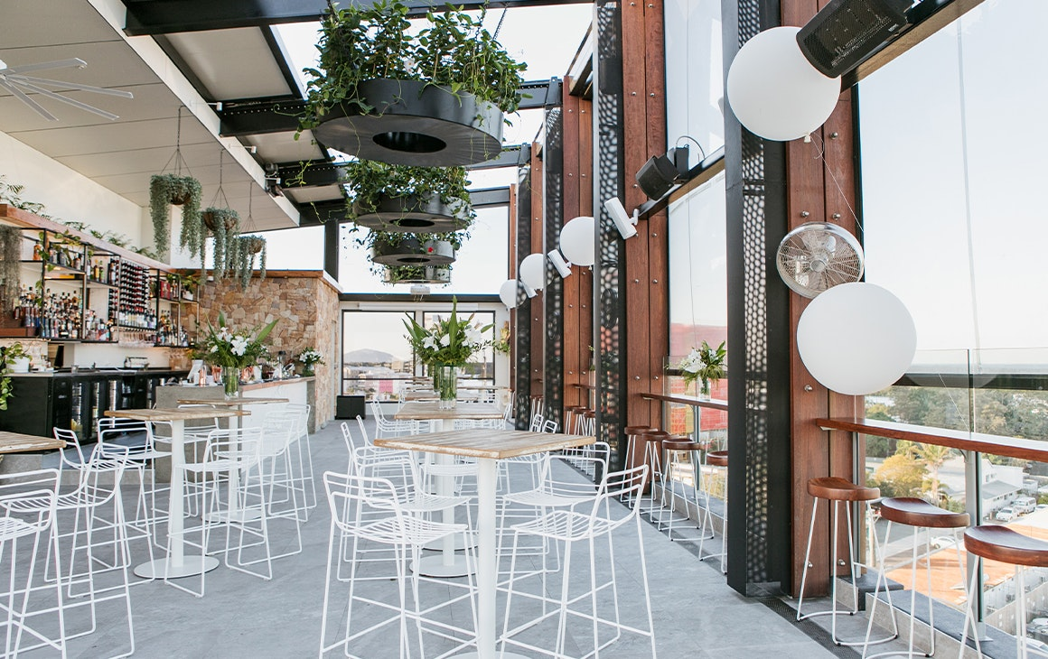 Best new bars 2019 The Rooftop Bar