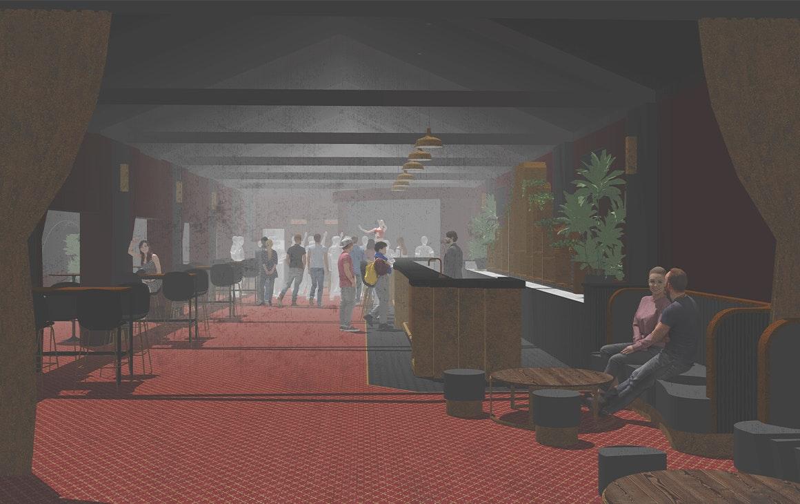The Tivoli Art Deco Bar