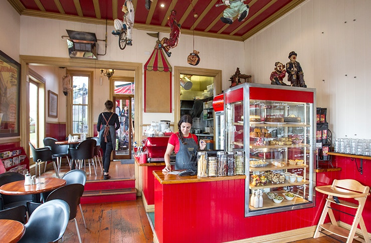 This Lucky Burb Has Auckland's Most Enchanting Café
