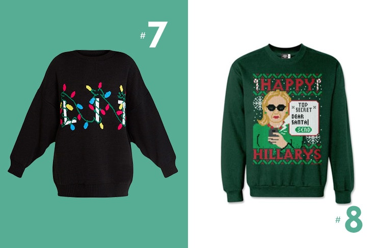 best ugly christmas jumpers