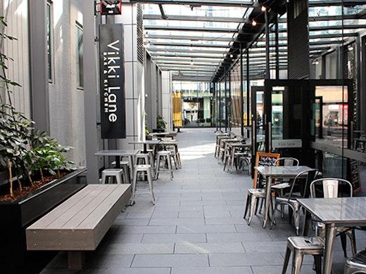 Vikki Lane Auckland, Vikki Lane opening hours, Vikki Lane menu, best restaurants auckland