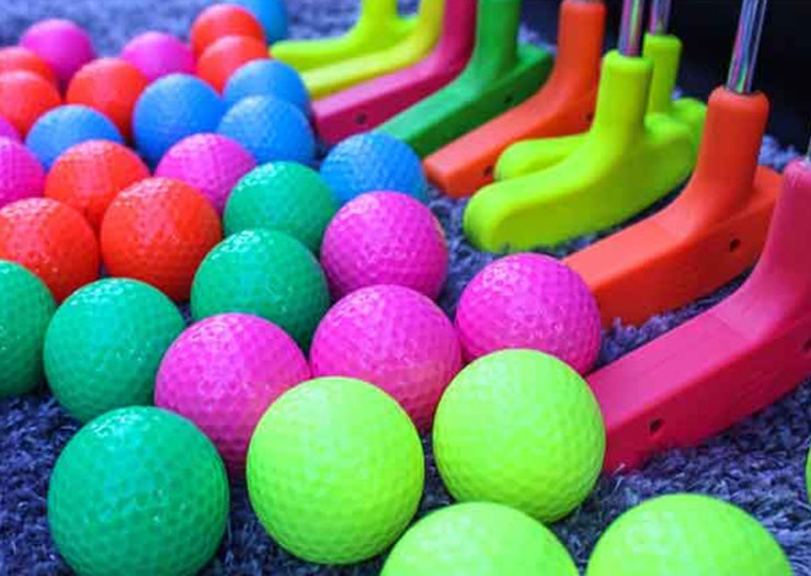 Smash A Hole In One At Auckland's 6 Best Mini Golf Courses