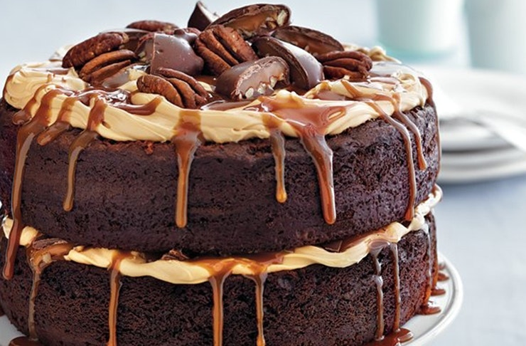 Why You Should Be Eating Chocolate Cake For Breakfast