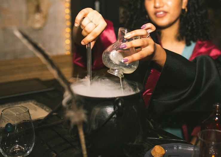 Grab Your Cauldrons, A Boozy Harry Potter-Themed Potion Class Is Hitting Brisbane