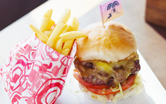 Australia's Best Burgers The Merrywell