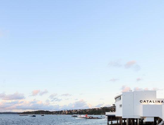 Catalina Restaurant Rose Bay