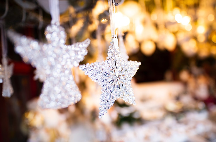 Decorations and lights, Auckland's best Christmas markets