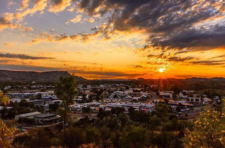 Alice Springs things to do